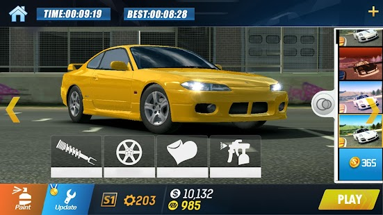 Drift Chasing-Speedway Car Racing Simulation Games Screenshot