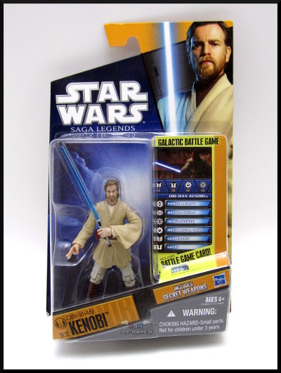 Star Wars Saga Legends Various Collectable Action Figures Brand New Free Post*