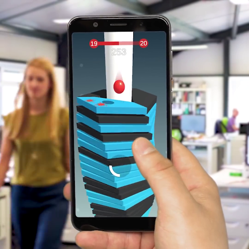 Télécharger Gratuit Vintex Ball-Blast through one click APK MOD (Astuce) screenshots 1