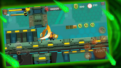 Alien War Force u2013 Protector Transform 1.0 APK MOD screenshots 1