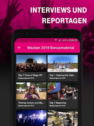 MAGENTA MUSIK 360 Exklusive Konzerte live streamen screenshot 12