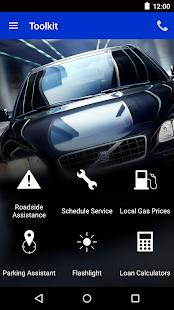 Bay Ridge Volvo DealerApp - náhled