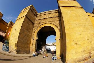 Photo: Entrée Souk Casablanca