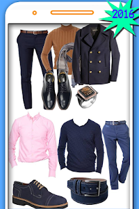 Men's clothing styles screenshot 1