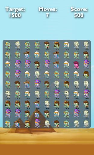 玩解謎App|Egyptian Zombies Splash免費|APP試玩