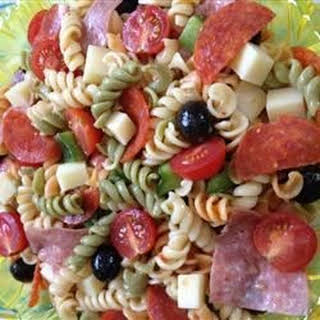 Awesome Pasta Salad.