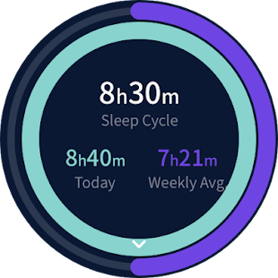 TicSleep for Wear OS Screenshot