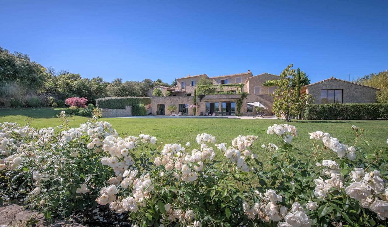 Maison avec jardin Gordes