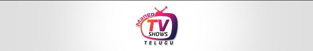 Mango TV Shows Telugu Banner