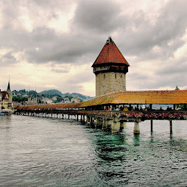 Lucerne by Francis Xavier Camilleri - City,  Street & Park  Historic Districts