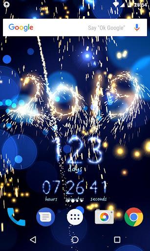 New Year 2019 countdown premium  screenshots 1