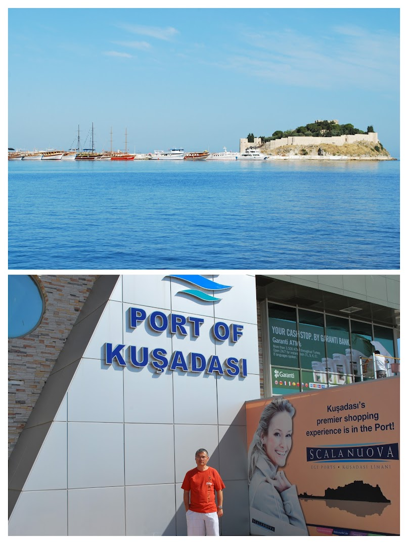 Port of Kusadasi, Ephesus