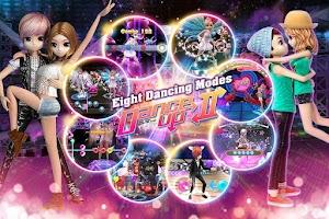 Screenshot of Dance UpⅡ-Love Bubble