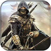 Game Superhero Ninja Archery Assassin Kungfu Arashi apk for kindle fire