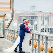 Wedding photographer Ekaterina Kuranova (blackcat). Photo of 28.06.2017