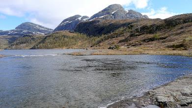 Photo: Vår ved Fossedalsvatnet