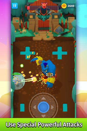 Bullet Knight: Dungeon Crawl Shooting Game screenshots 1