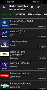Radio Colombia: Emisoras en Vivo Gratis for PC-Windows 7,8,10 and Mac apk screenshot 9