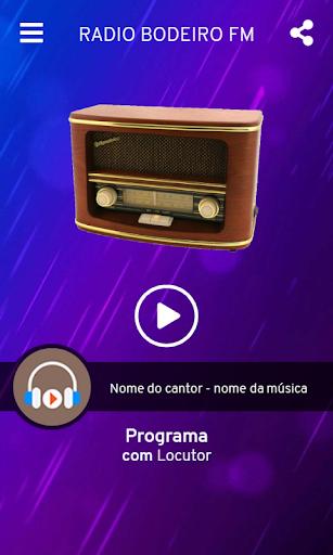 Radio Bodeiro Fm screenshots 2