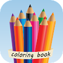 Children Coloring Book icon