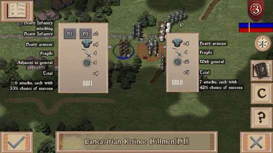 Wars of the Roses v1.7.5 (Paid) 3