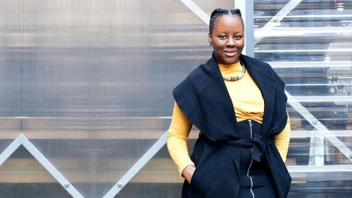 Zandile Mkwanazi, GirlCode chairwoman. GirlCode won the IITPSA's Social Responsibility award for 2020.