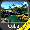 Cuba GPS Map Navigator icon