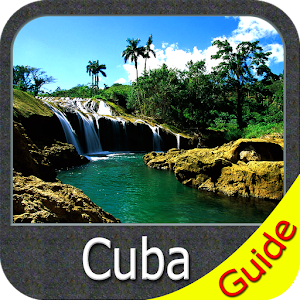 Cuba GPS Map Navigator