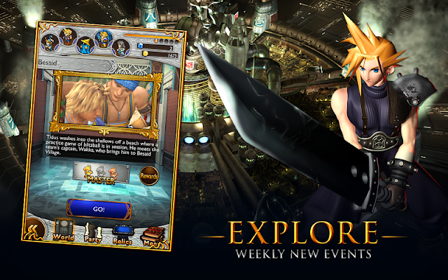 Final Fantasy Record Keeper v4.0.6