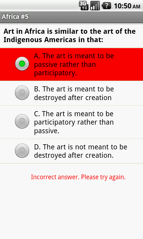 AP Art History Exam Prep- screenshot