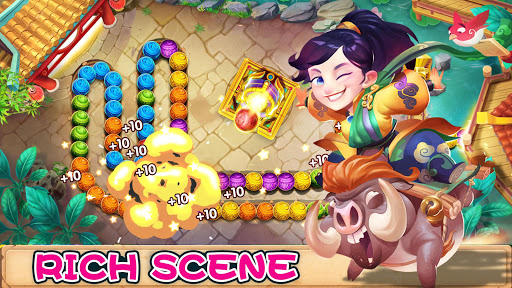 Marble Dash-2020 Free Puzzle Games 1.1.411 screenshots 13