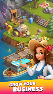 Funky Bay – Farm & Adventure game 4