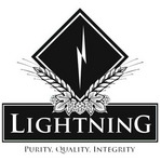 Logo of Lightning Helles Lager