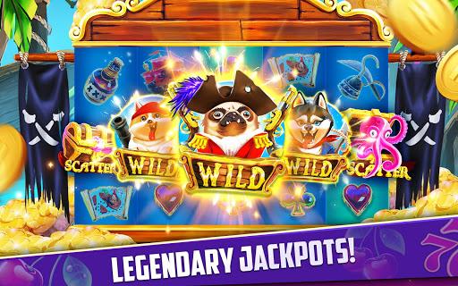 Stars Slots Casino - Vegas Slot Machines apkmr screenshots 21