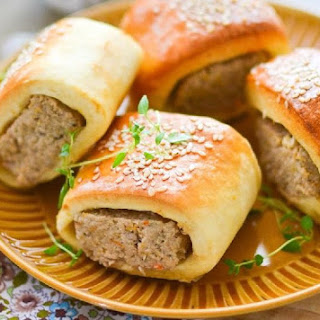 Pasties With Meat
