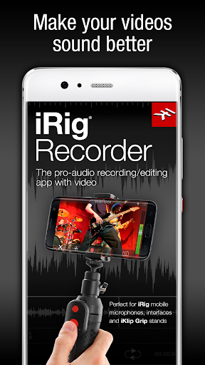 iRig Recorder 3 3.0.2 screenshots 1