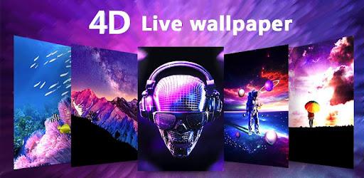 4d Live Wallpaper 4khd 2020 Best 4d Wallpaper Apps