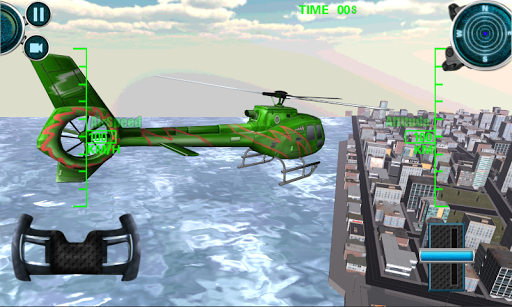 City Flight Helicoper Legend