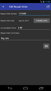 Repair Order Manager- screenshot thumbnail