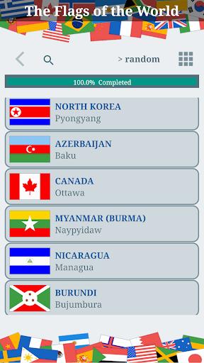 The Flags of the World u2013 Nations Geo Flags Quiz 4.9 screenshots 7