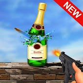 Smash Bottle Shooter Game : Shooting Games