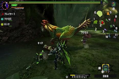 Guide Monster Hunter - náhled
