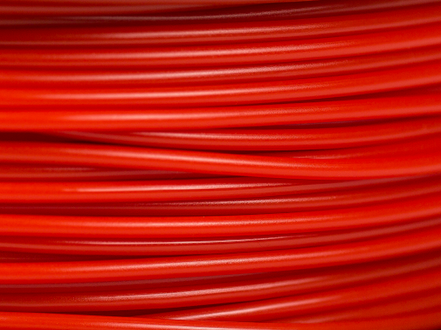 Red MH Build Series ABS Filament - 2.85mm (1kg)