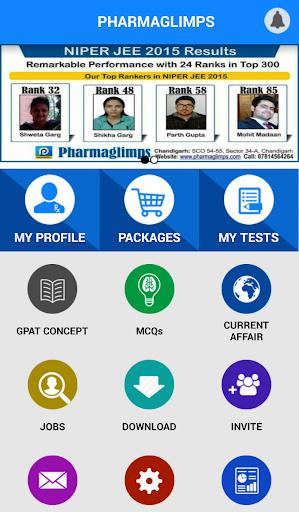 GPAT Coaching Pharmacy MCQs
