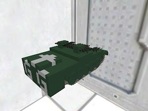 1号ロケット戦車2型