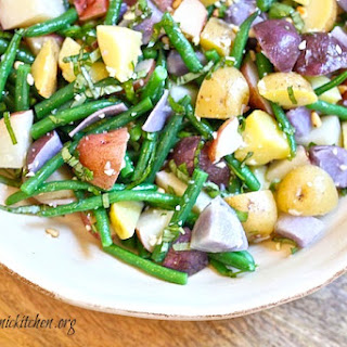 'Rethinking' Traditional Potato Salad...