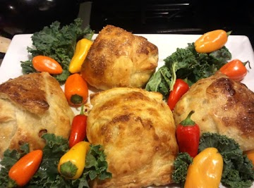Individual Pork Wellingtons Recipe