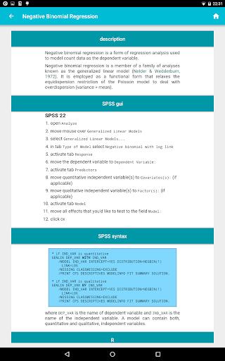 statistics helper pro screenshot 5