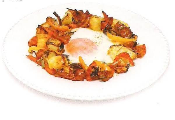 Spanish Eggs Recipe