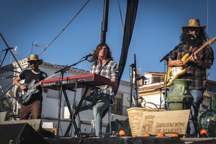 La Alpujarra vive unas jornadas repletas de música.